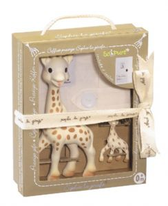 So Pure Sophie la girafe Prestige Gift Set